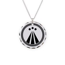 OBOD Necklace Circle Charm