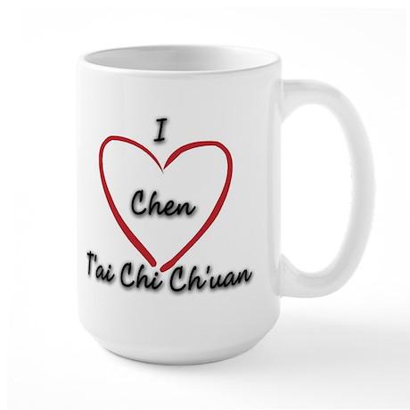 Tai Chi Coffee Mug 15oz
