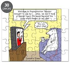 Procrastination Theater Puzzle