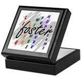 Foster parent Keepsake Boxes