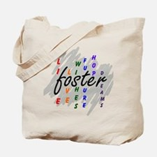 foster... Tote Bag