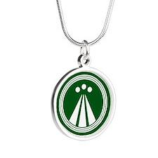 OBOD Silver Round Necklace