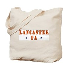 Lancaster Pennsylvania Tote Bag