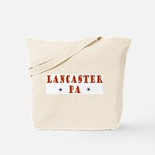 Lancaster Pennsylvania Tote Bag