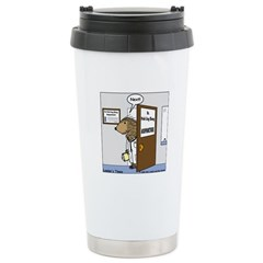 Porcupine Acupuncture Travel Mug