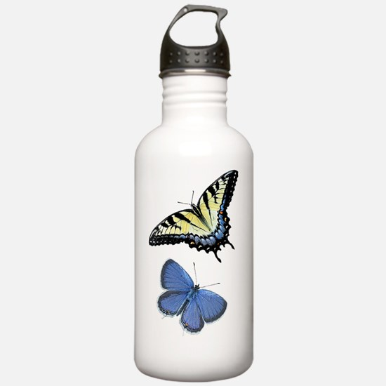 Butterfly iPhone 4 Cle Water Bottle