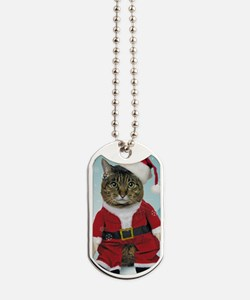 cpsanta_claws_stocking Dog Tags