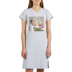Pig Plastic Surgery Women's Nightshirt