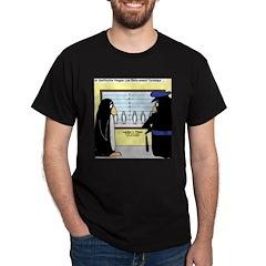 Penguin Police Lineup T-Shirt