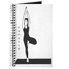 Stylized Yogini Journal