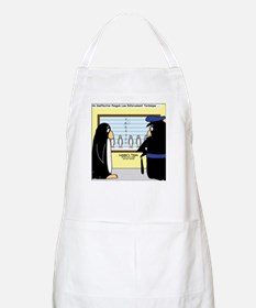 Penguin Police Lineup Apron
