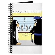 Penguin Police Lineup Journal