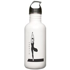 Stylized Yogini Water Bottle