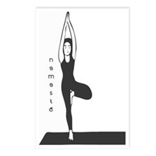 Stylized Yogini Postcards (Package of 8)