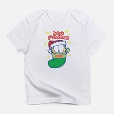 Garfield Baby 1st Christmas Infant T-Shirt