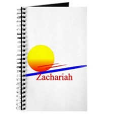 Zachariah Journal