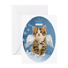 cpangelkit_stocking Greeting Card