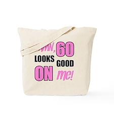 Funny 60th Birthday (Damn) Tote Bag