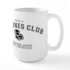 Sherlock Holmes Diogenes Club Mugs