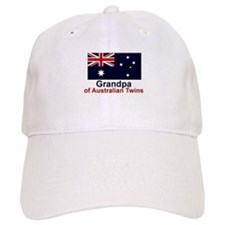 Australian Twins-Grandpa Baseball Cap