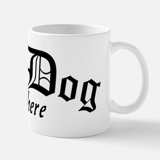 3x10_underwear Mug