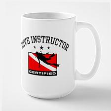 Dive Instructor Mug