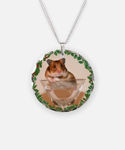 RoundHamster5 Necklace