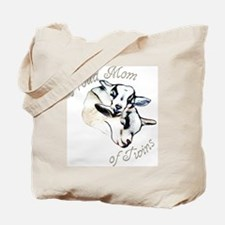 Pygmy Goat Twins Tote Bag