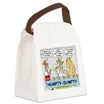 Humpty Dumpty Repair Canvas Lunch Bag
