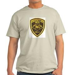 South Salt Lake SWAT Ash Grey T-Shirt