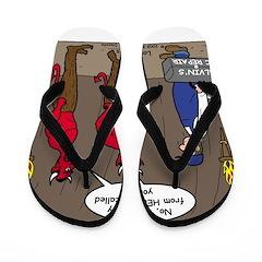 Hell AC Repair Flip Flops