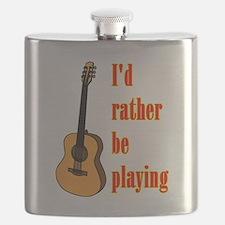 RatherBePlayingGtr Flask