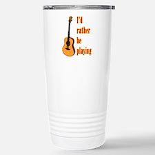 RatherBePlayingGtr Travel Mug