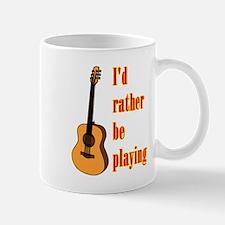 RatherBePlayingGtr Mugs
