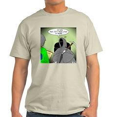 Death Afraid of Dying T-Shirt