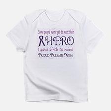 Proud Preemie Mom Infant T-Shirt
