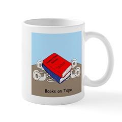 Books on Tape Mug