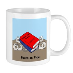 Books on Tape Mug