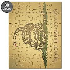 iPad-Vintage Gadsden Puzzle