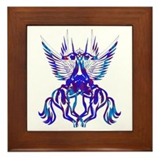 Pegacorn Framed Tile