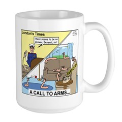 Call to Arms Mug