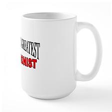 """The World's Greatest Nutritionist"" Mug"
