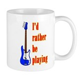 Bass guitar Coffee Mugs
