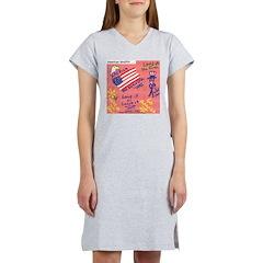 American Graffiti Women's Nightshirt