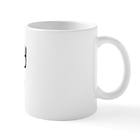 I LOVE MY Donkey Mug