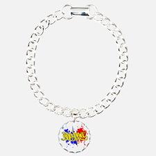 cp pinoy pride front Bracelet