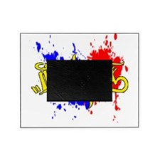 cp pinoy pride front Picture Frame