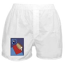 sleepingbunnies_rect Boxer Shorts