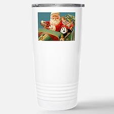 09 SANTA CAR Travel Mug
