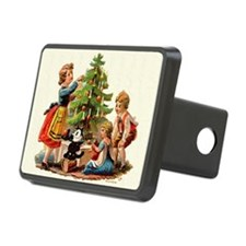 11 FELIX AND KIDS AND TREE Hitch Cover